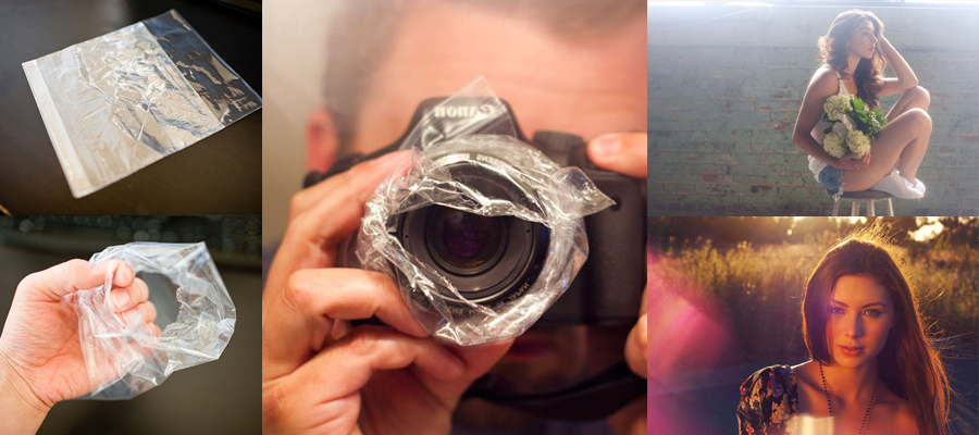 Photography Tricks Using Simple Tools with Professional Results