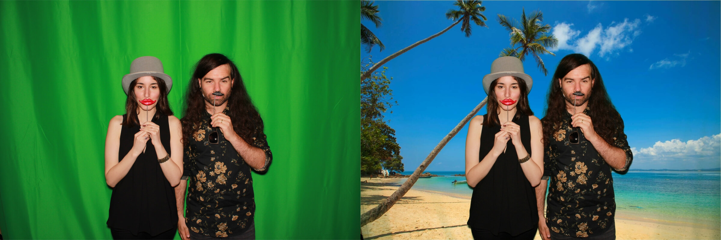 The use of Green Screen in Photography Techniques